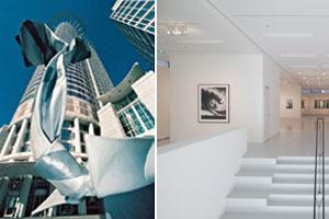 Frankfurts Banken & Hochhäuser Inside - Die DZ BANK