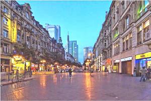 Frankfurts spannendste Straßen - Die Kaiserstraße