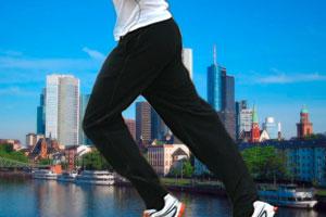 Sightjogging - Sportlich unterwegs durch Frankfurt