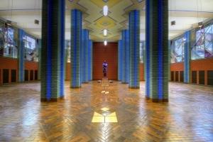 Frankfurts schönste Bauten Inside - Der Peter-Behrens-Bau