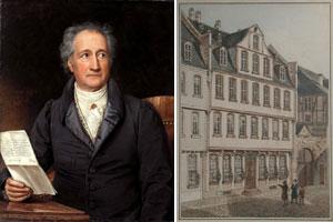 Goethe-Rundgang - Frankfurt mit den Augen Goethes sehen