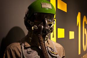 Kampfjet-Pilot für einen Tag - Adrenalin pur im Flugsimulationszentrum