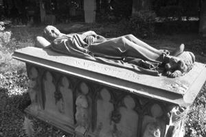 Hauptfriedhof Frankfurt - Alter Teil
