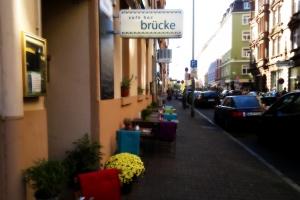 Brückenstraßen-Viertel - Originalität fernab des MAINstreams