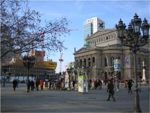 Dolce Vita mit Taunusblick - Das Frankfurter Westend