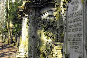 Jüdische Frauen in Frankfurt - Ein Rundgang über den Jüdischen Friedhof
