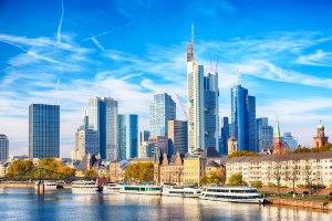 Die Frankfurter Flusslandschaft - Ein Spaziergang vom Eisernen Steg zur Gerbermühle