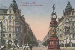Stadtteil der Kontroversen: Frankfurter Bahnhofsviertel - Einst berühmt, dann berüchtigt, jetzt heiß begehrt