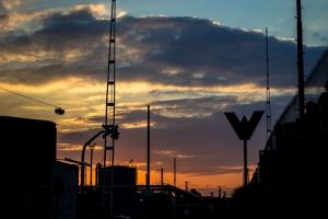 Foto@Industriekultur - Fototour durch den nächtlichen Westhafen