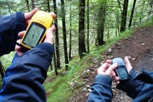 Geocaching im Frankfurter Stadtwald - Eine Schatzsuche der Neuzeit