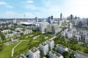 Europaviertel Inside - Blicken Sie hinter die Kulissen des einzigartigen Frankfurter Boulevards