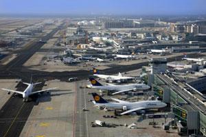 Flughafen Inside