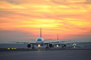 Frankfurt Airport Sunset Tour - Flughafen-Rundfahrt in der Abendsonne
