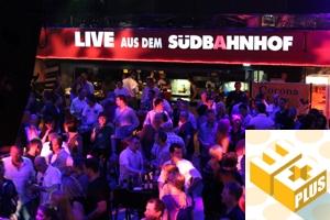 30 PLUS Party- und Hotelpaket - Feiern & übernachten für Zwei in FFM