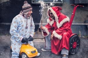Zaksway-Weihnachts-Special - Weihnachtliche Segway-Tour zum Frankfurter Weihnachtsmarkt