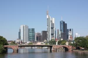 Der Schatz von Mainhatten  - Ein City-Geocache durch die Frankfurter Innenstadt