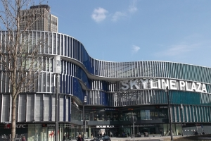 Europaviertel Ost - Ein Vorgeschmack auf Frankfurts neuen Stadtteil