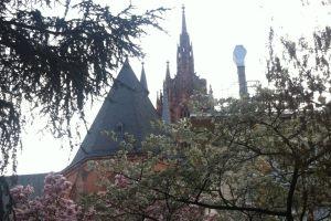 Ruhige Wege, stille Plätze & versteckte Orte - Die Frankfurter City abseits des Großstadtrummels