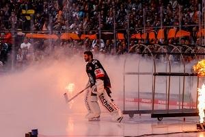 Frankfurts Eishockeycracks Inside - Führung hinter die Kulissen der Löwen Frankfurt mit Spielbesuch