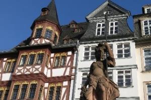 Zwischen Dom & Hauptwache - Die Frankfurter Altstadt