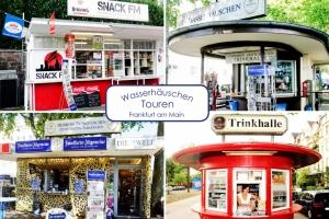 Wasserhäuschen-Tour mit Bahn & Bus - Ist gleich Frankfurter Hochgenuss