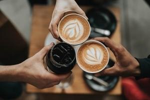 Frankfurter Kaffeehausgeschichten - Von Muckefuck bis Coffee to go
