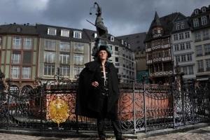Der Scharfrichter lässt die Köpfe rollen ...! - Eine Kostümführung ins blutige Frankfurt alter Tage