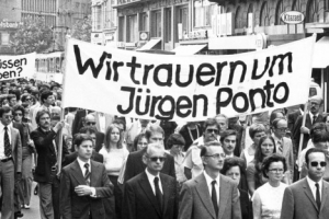 Baader-Meinhof-Gruppe, Rote Armee Fraktion & Deutscher Herbst - Linker Terror in Frankfurt