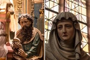 Das katholische Frankfurt - Kirchen & Heilige in einer protestantischen Stadt