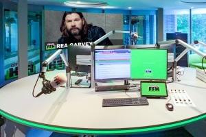 Studio von Hitradio FFH