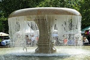 Renaissance für das Wasser - Wiederbelebung der Frankfurter Brunnen
