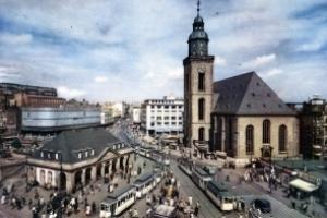 Frankfurts spannendste Straßen - Exzentrische Orte, Mythen & Wahrheiten über die Frankfurter Zeil