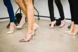 Elegant auf High Heels - Exklusives Experten-Lauftraining