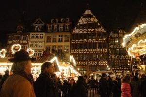 Weihnachten mit de Fraa Rauscher - Aane Kostümführung iwwern Weihnachtsmarkt