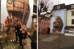 Weihnachtsmarkt Am Goetheturm.Stadtführung Weihnachtsmärkte In Frankfurt Von Hibbdebach Bis