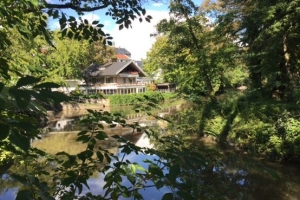 Überraschendes Rödelheim - Kreativ & entspannt auf Brentanos Spuren