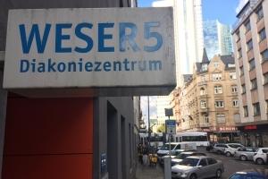Sozialer Brennpunkt Bahnhofsviertel - Führung mit Blick hinter die Kulissen von WESER5