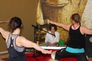 Yoga Workshop mit Mantra-Konzert
