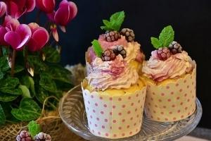 Designing Cupcakes - Kleine Törtchen perfekt dekoriert