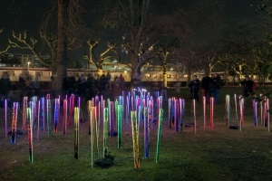 Luminale Spezial: Luminale 2018 - Nightwalks auf dem Lightwalk
