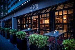 Wein-Schlemmerwochen 2018: The Legacy Bar & Grill - 4-Gänge-Herbst-Menü 39 €