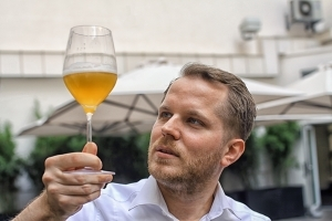 Bierverkostung in Frankfurt