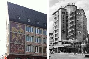 Wirtschaftswunderbauten - Die Architektur der 50er Jahre
