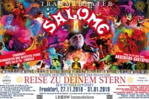 Hinter den Kulissen des TRAUMTHEATER SALOME - Exklusive Backstage-Führung mit Show-Besuch