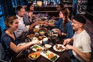 Herbst-Schlemmerwochen 2018: The Legacy Bar & Grill - 4-Gänge-Herbst-Menü 39 €