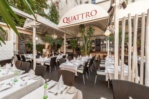 Herbst-Schlemmerwochen 2018: Quattro Ristorante italiano - 4-Gänge-Herbst-Menü 39 €