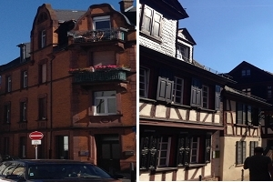 Bornheimer Kontraste - Vom alten Dorf zum Neuen Bauen