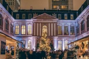 Jumeirah Winterzauber - Winterliches 3-Gänge-Menü & Glühwein im Thurn & Taxis Palais