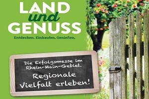 Kulinarisches Frankfurt mit Christian Setzepfandt - Die Führung zur Land & Genuss Ausstellung 2019 inkl. Ticket