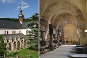 Faszinierender Rheingau - Tages-Bustour mit Weinprobe, Vesper & Führung durch das Kloster Eberbach